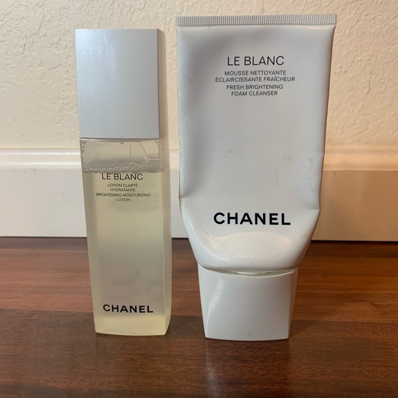 CHANEL Other - Chanel Brightening Moisturizing lotion plus bonus